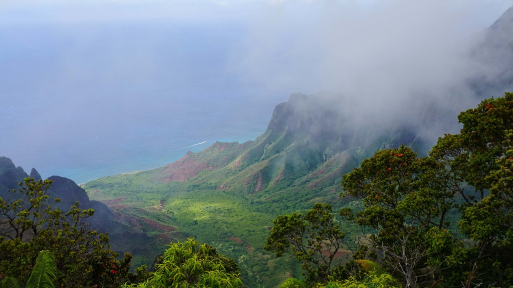 Kalalau Valley, Kauai, Hawaii