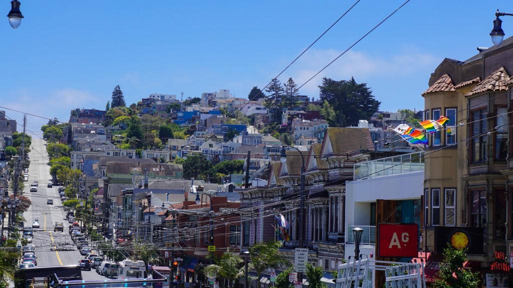 Castro Disctrict San Francisco