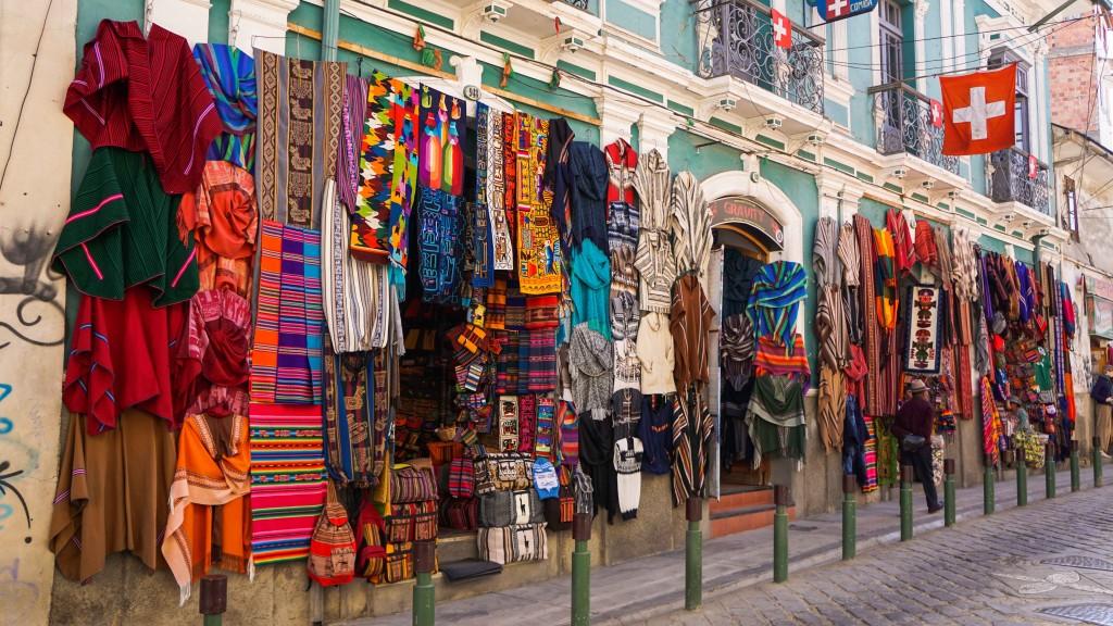 Sagarnaga La Paz
