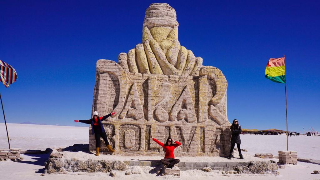 Dakar Salar de Uyuni