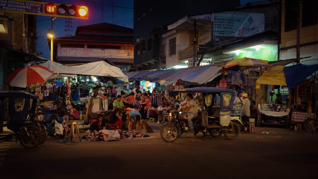 Markt von Belén