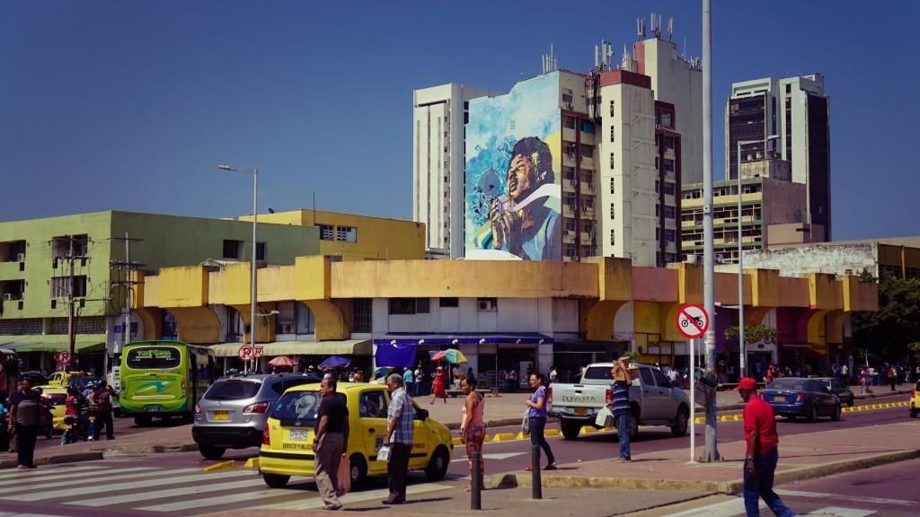 Cartagena, Streetart
