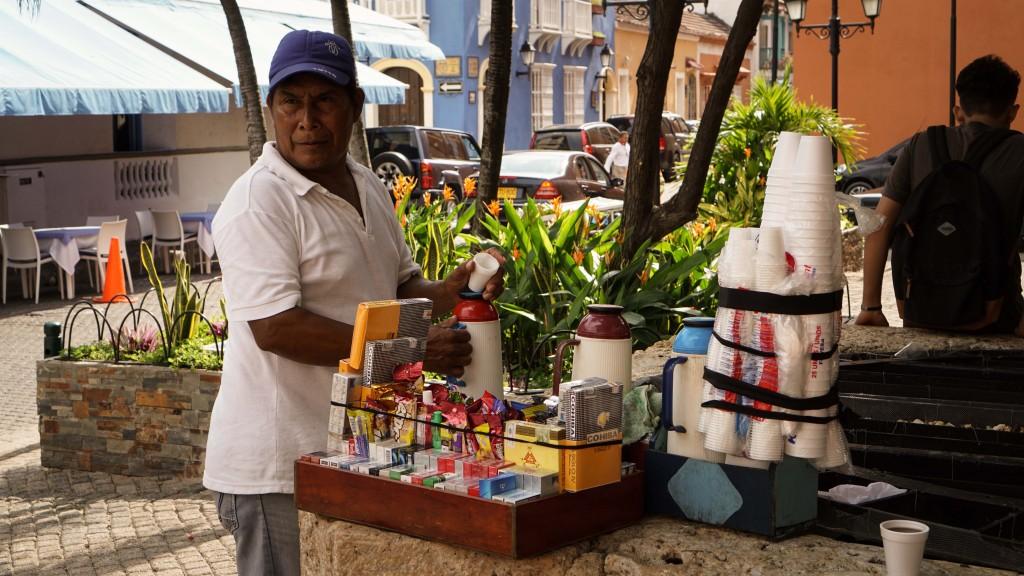 Cartagena, Kaffee
