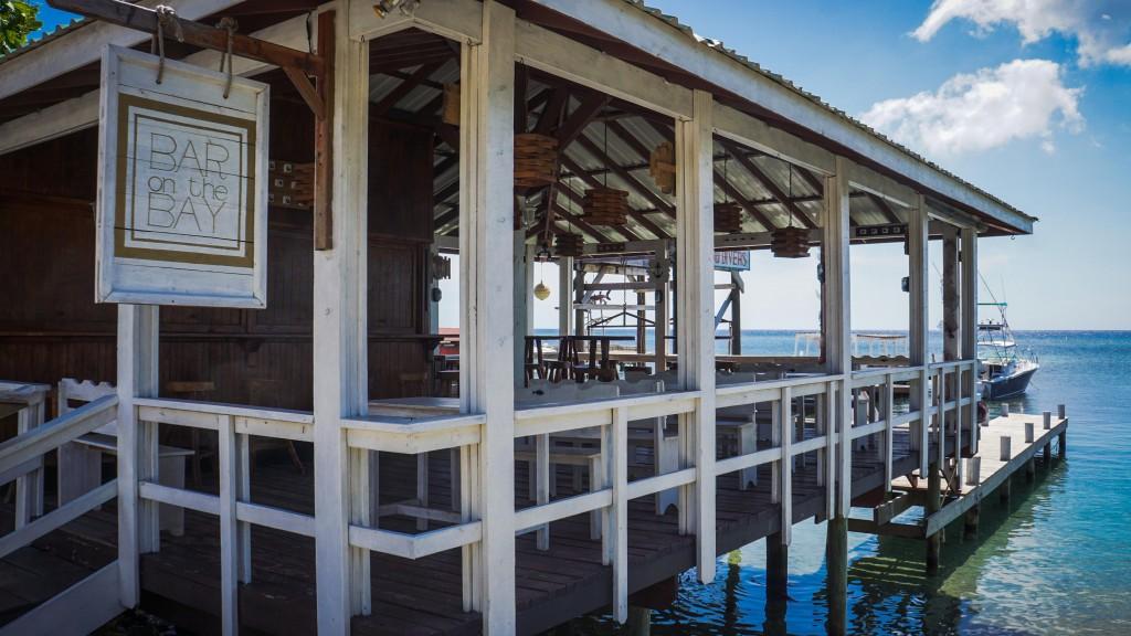 Roatan Bar on the Bay
