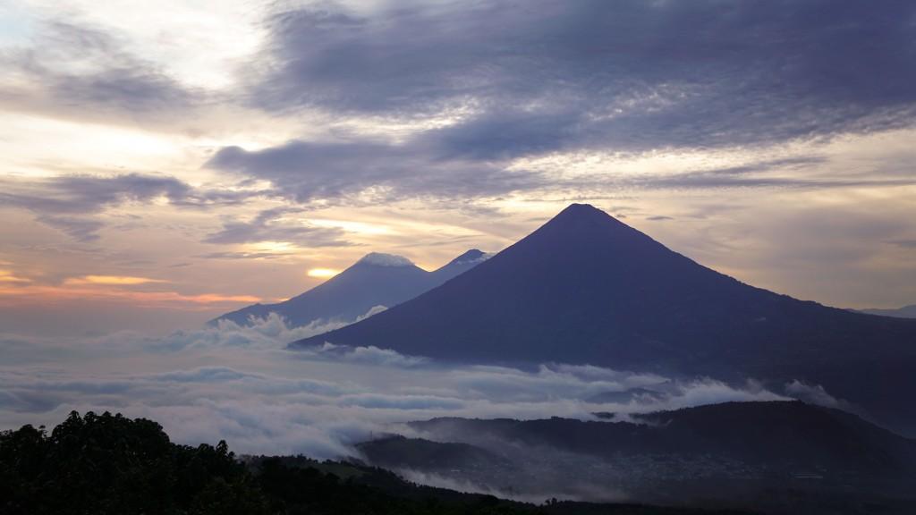 Guatemala, Vulkane