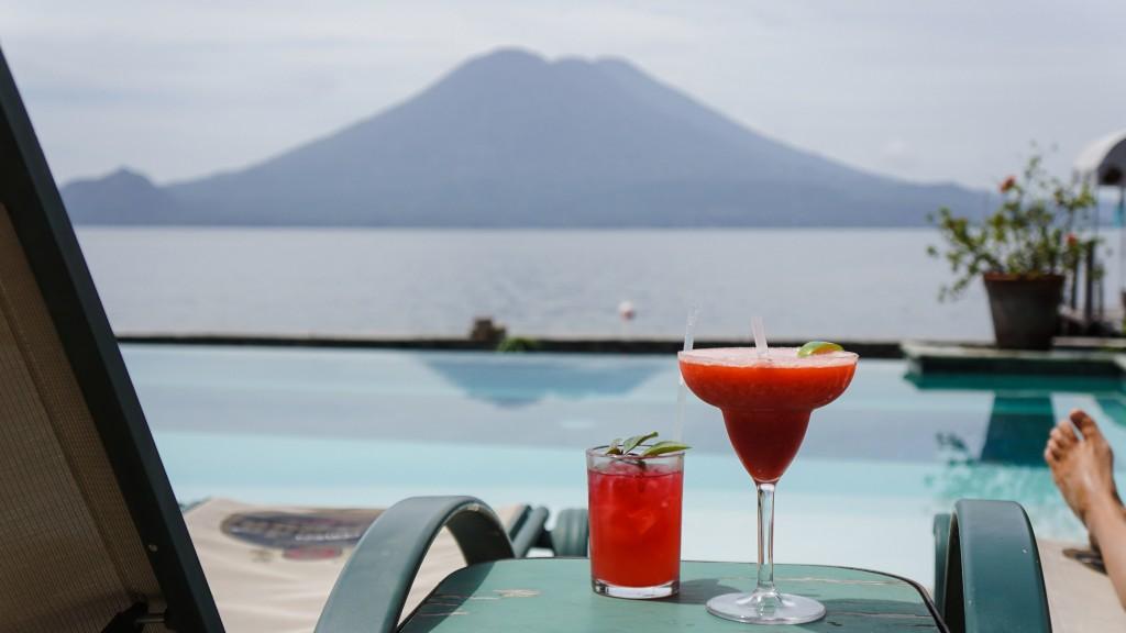 Lago Atitlan, Cocktail
