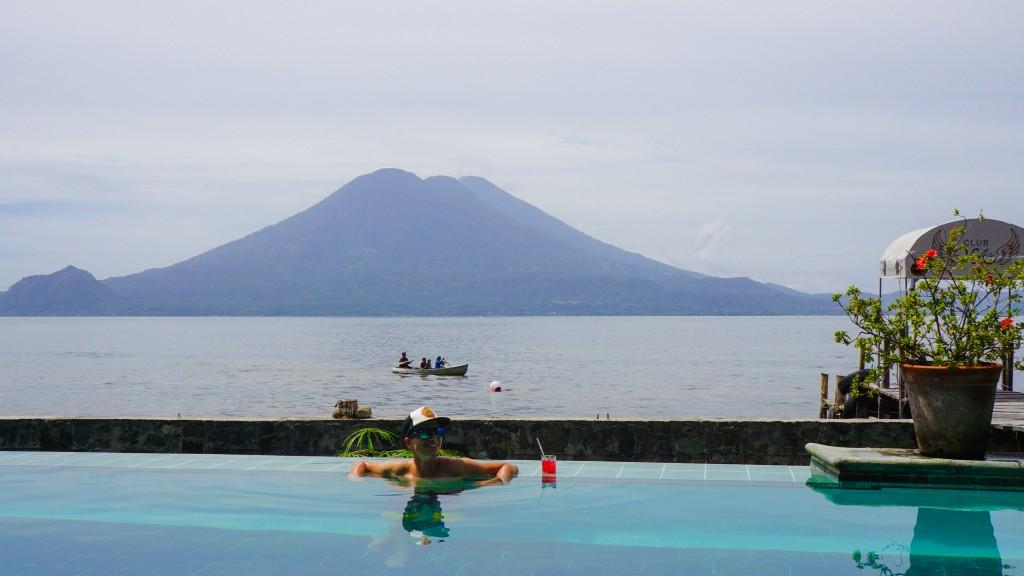 Guatemala, Lake Atitlan