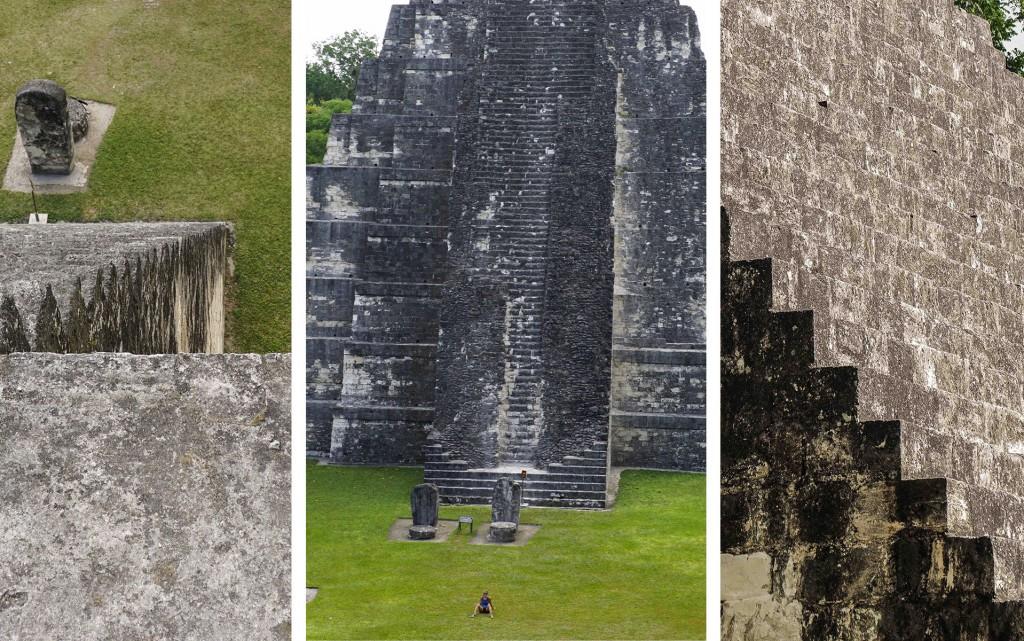 Maya Pyramide Tikal Guatemala