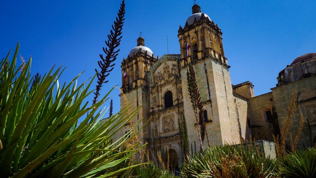 Oaxaca, Templo de Santo Domingo