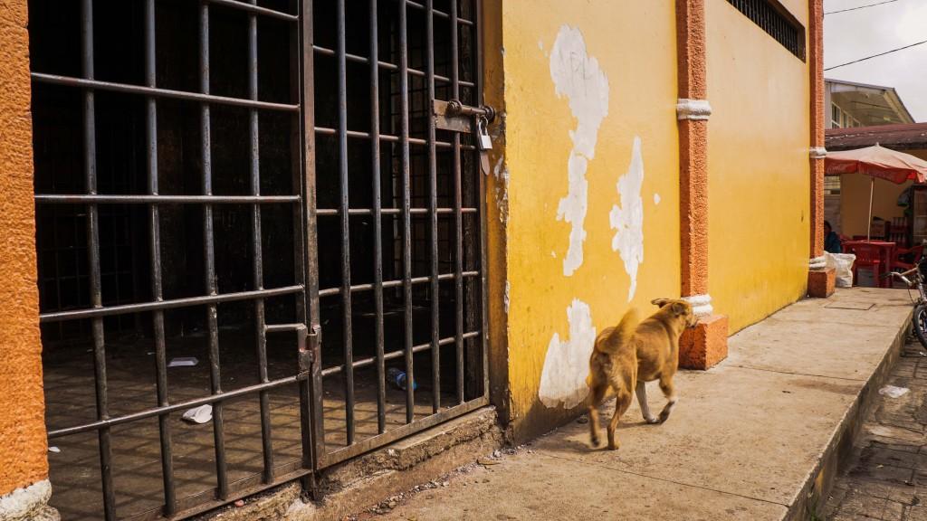 San Juan Chamula, Gefängniszelle