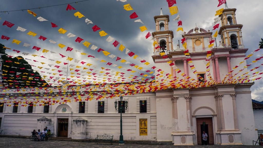 San Cristobal de las Casas, Kirche