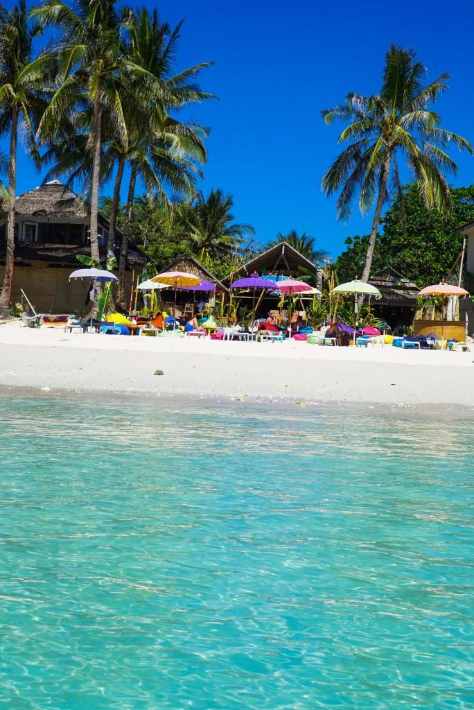 Boracay, Strand