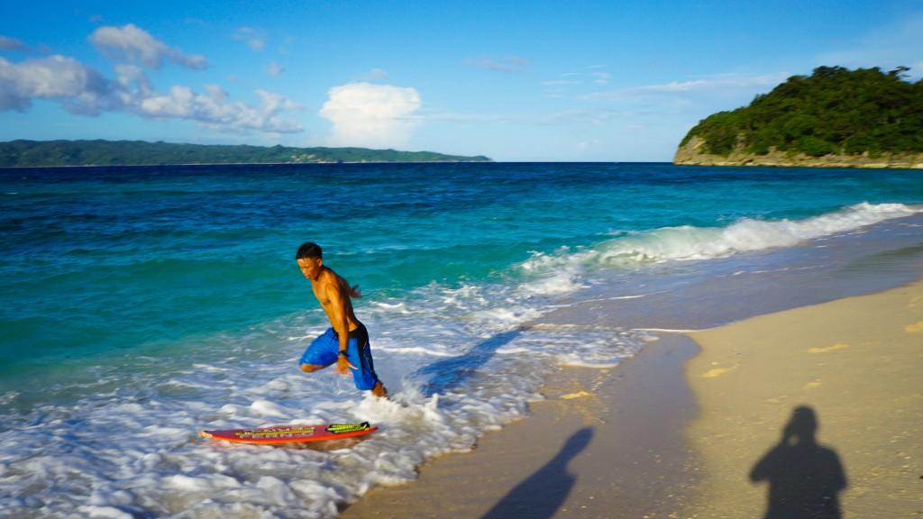Boracay, Puka Beach