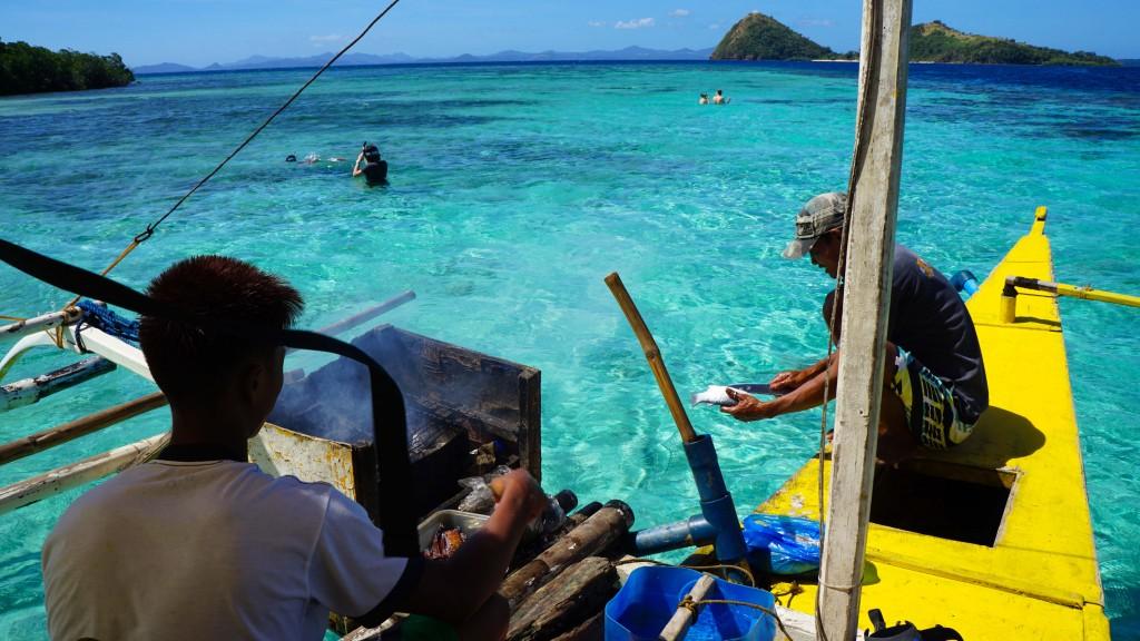 Coron, islandhopping