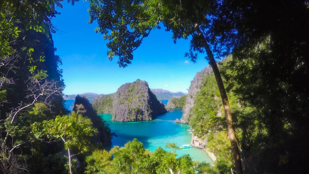 Coron, Secret Lagoon