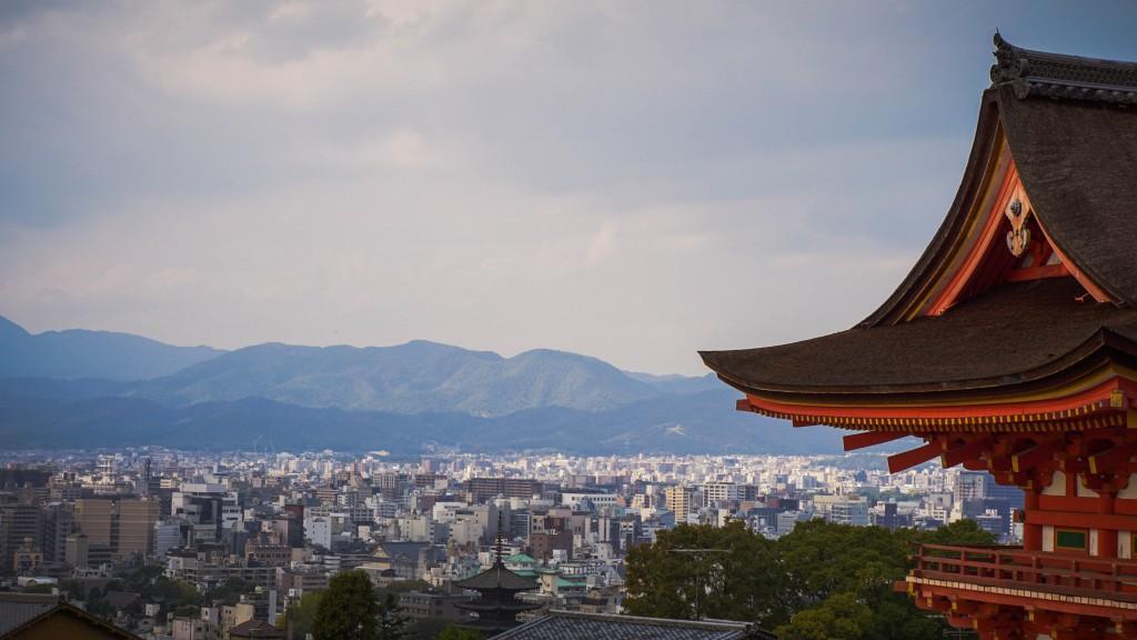 Kiyomizu-dera Tempel, Kyoto