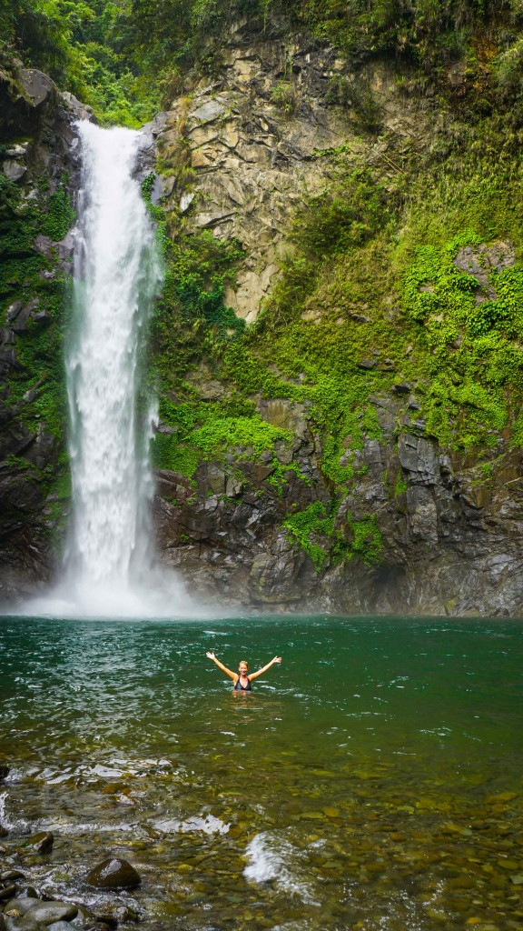 Batad, Tappiya Wasserfall