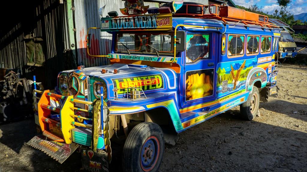 Philippinen, Jeepney