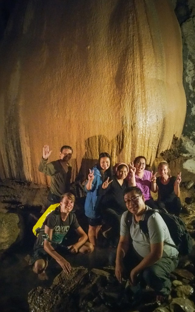 Sagada, Cave-Connection